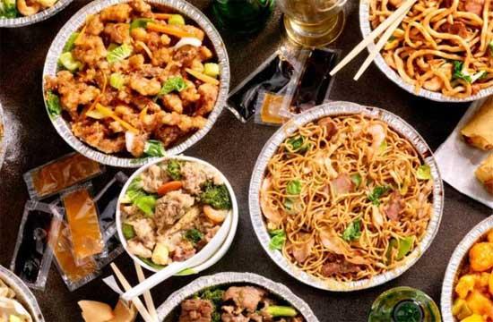 اسید سیتریک در غذاهای مختلف