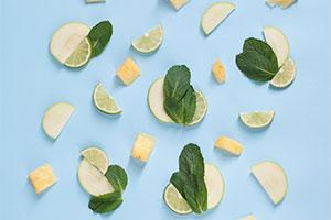 اسید سیتریک موجود در میوه ها