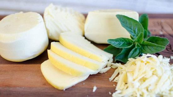 گوارگام در تولید پنیر