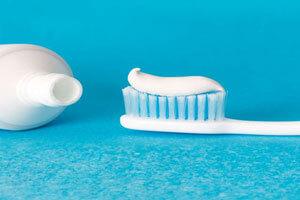 پودر گوار در خمیر دندان