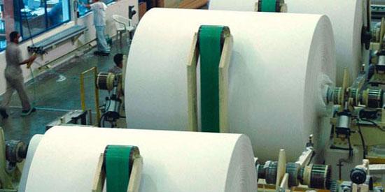 گوارگام در صنایع کاغذ