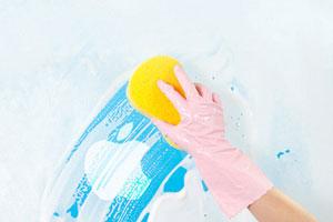 تمیز کردن با اسید سیتریک 1