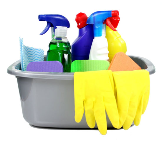 تمیز کردن با اسید سیتریک 2