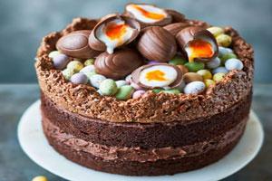 لسیتین در کیک ها