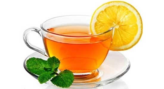 اسید سیتریک در چای