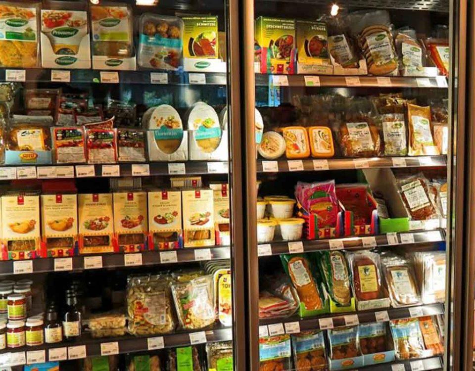لیست مواد اولیه بکار رفته شده در مواد غذایی