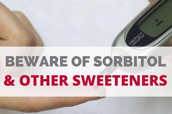 سوربیتول و افراد دیابتی