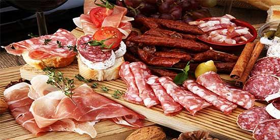 دکستروز در گوشت و فرآورده های گوشتی
