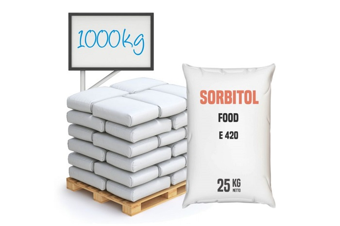 سوربیتول در صنعت نساجی