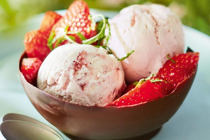 کاربردهای سدیم کربوکسی متیل سلولز در بستنی