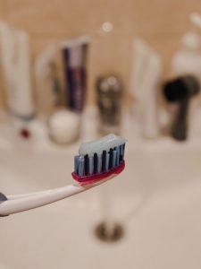 گوارگام در ترکیبات خمیر دندان