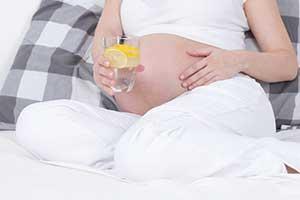 اسید سیتریک در دوران بارداری