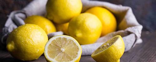اسید سیتریک و لیمو