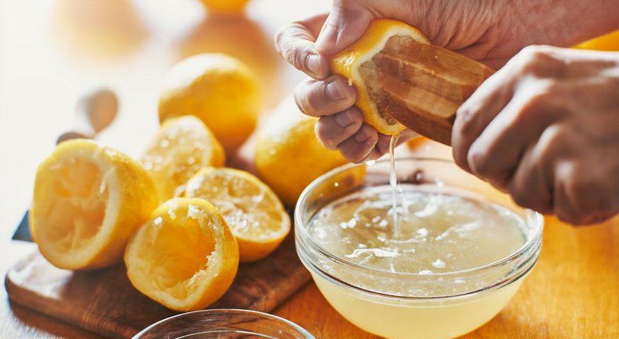 کاربرد اسید سیتریک خشک