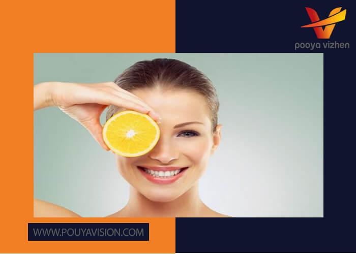 اسید اسکوربیک (ویتامین C) چه نقشی روی پوست دارد؟