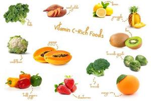 اسید اسکوربیک در مواد غذایی و نوشیدنی ها