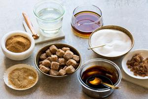 مواد اولیه موجود در صنایع غذایی