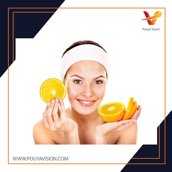 اسید اسکوربیک در کاهش وزن و بهبود پوست