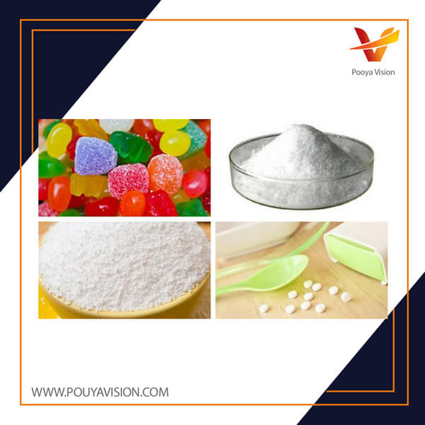 سوربیتول در صنایع غذایی