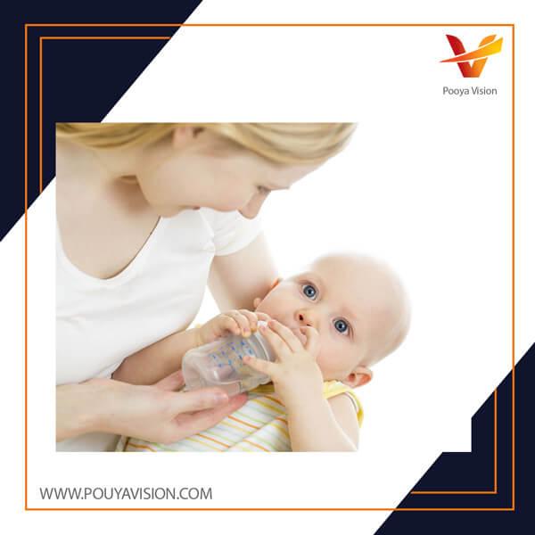 تاثیرآب دکستروز(آب گلوکز) در نوزادان