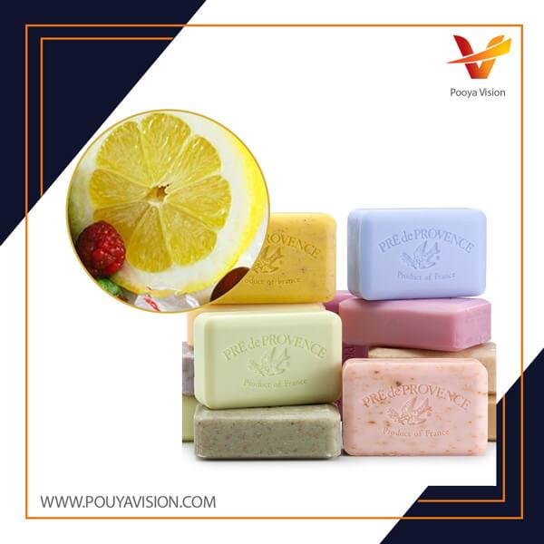 اسید سیتریک برای صابون