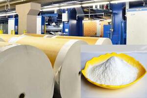 کاربرد کربوکسی متیل سلولز در کاغذ سازی