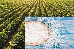 کلرید کلسیم در کشاورزی