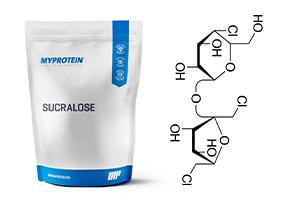 بررسی سینتیک های استوانه ای و محصولات تبدیل سوکرالوز