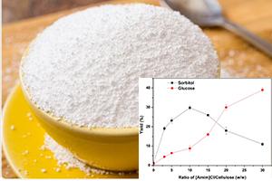 یک تبدیل مؤثر و انتخابی از سوربیتول در مایعات یونی