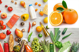 تعیین اسپکتروفتومتر اسید آسکوربیک در غذاها با استفاده از میکرو اکستراکت مایع